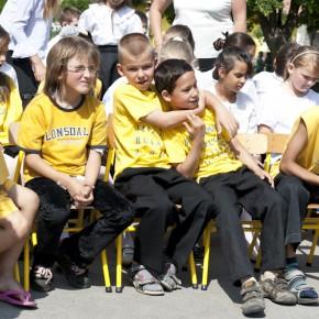 Eljutni a csillagokig - megújult a mezőtárkányi iskola