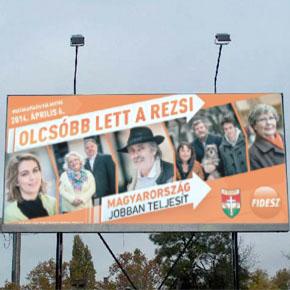 Új szakaszába lép a Fidesz-KDNP kampánya