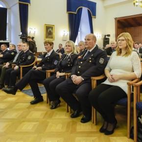 A kormány továbbra is támogatja a polgárőröket!
