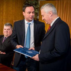 Százéves a Magyar Vakok és Gyengénlátók Országos Szövetsége