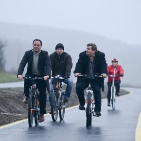 Épülhet az új kerékpárút Eger és Egerszalók között