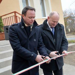 Átadták Ostoroson a megújult Közösségi Házat