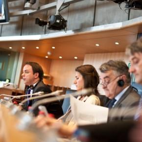 Távközlési sikerekről számolt be a magyar elnökség az Európai Parlamentben