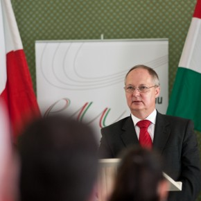 Handover between the Hungarian and the Polish Presidency