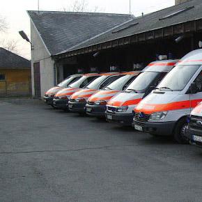 Köszönet a mentőknek