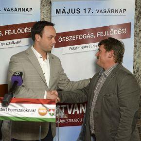 Összefogás és fejlődés: a Fidesz-KDNP jelöltje lett a polgármester Egerszalókon
