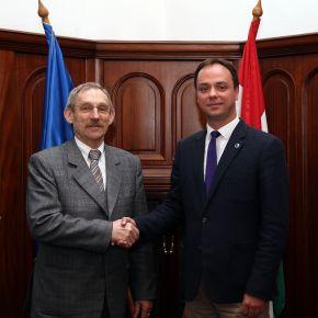 Közbiztonsági és önkormányzati egyeztetés a belügyminiszterrel