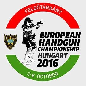 Szituációs Lövő Pisztoly Európa-bajnokság Felsőtárkányban