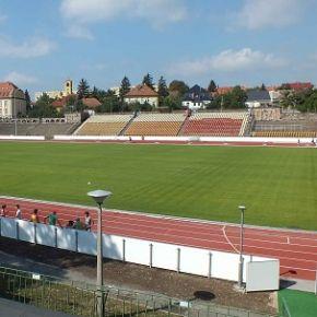 Európai színvonalú stadion épül Egerben