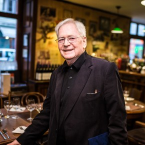 A 80 éves Szabó István filmrendezőt köszöntötték Budapesten