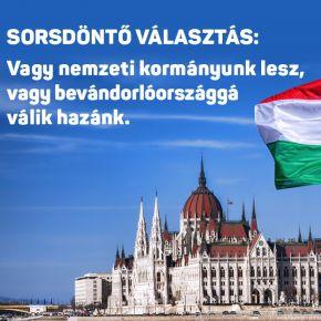 Nyitrai Zsolt: Sorsdöntő választás előtt állunk!