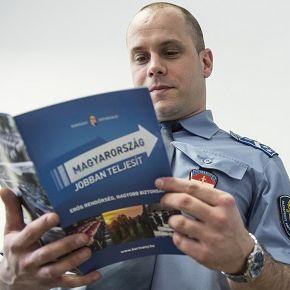 Erős rendőrség, nagyobb biztonság