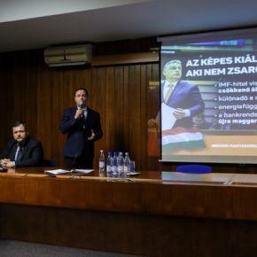 Nyitrai Zsolt: Az elkövetkező évtizedekről is szól a választás