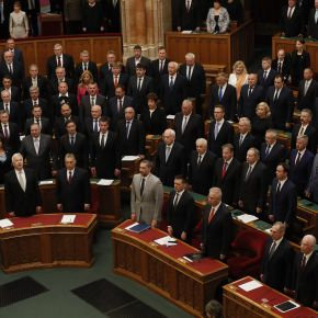 Megalakult az új Országgyűlés