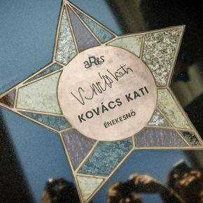"""Kovács Kati az első """"Egri Csillag"""""""